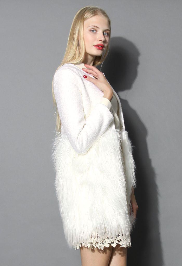 Winter Essential Faux Fur Coat