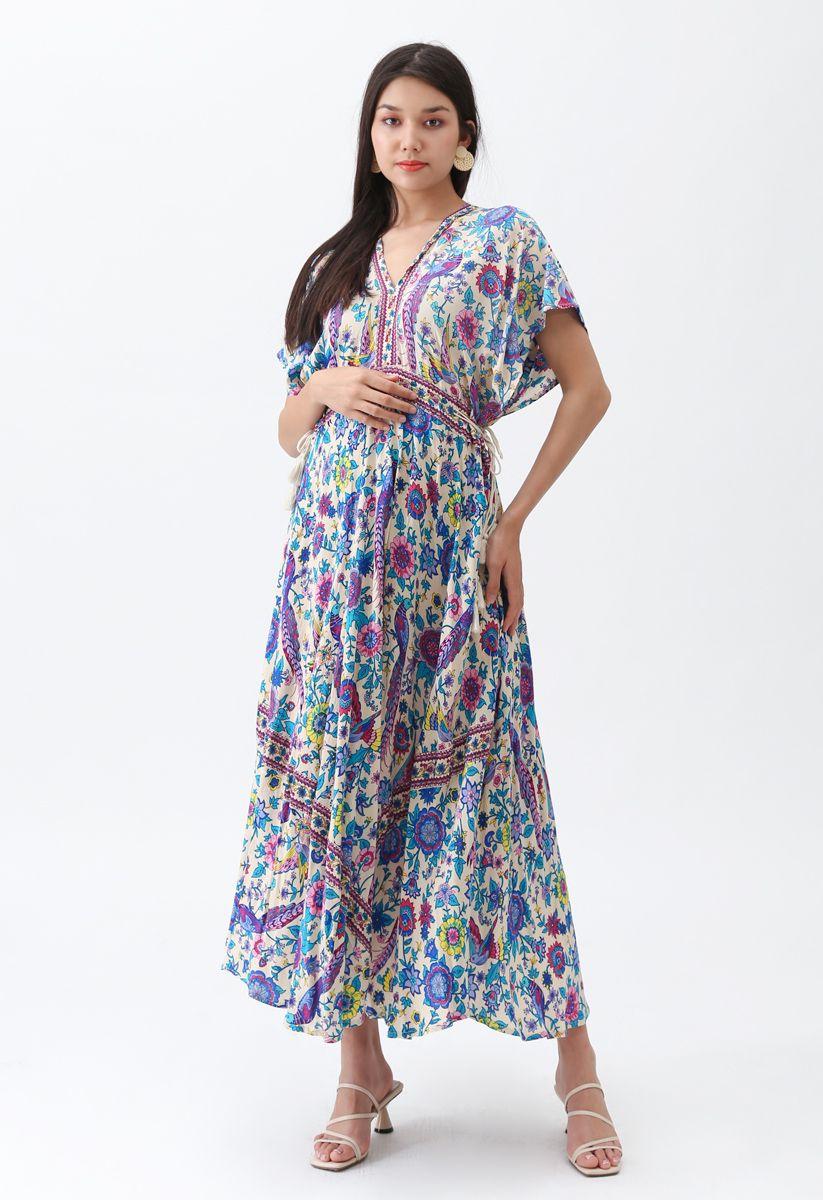 Tales of A Dream Boho Maxi Dress
