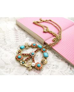Anti-War Blooming Necklace
